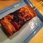 炭火焼鶏 がん汰 - 絶品・厚揚げ