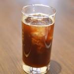 清香園 - アイスコーヒー