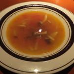 オーラパンアジル - フレッシュトマトスープ 740円
