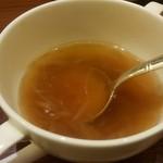 コッコラーレ ブッフェエリア - 玉ねぎのスープ