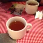 ライス カフェ - カップスープ