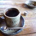 グルービー - 手作りカップ&ソーサー