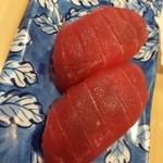 双葉寿司 - マグロ