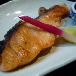 味風月 神田川 - ☆この鮭のじゅわぁ~な焼きあがりメチャ大好き(≧▽≦)~♡☆