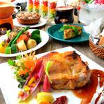 atari CAFE&DINING - 歓送迎会コース