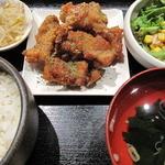 鶏の蔵 - 人気NO1!!   唐揚定食