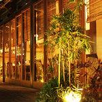 世田谷 火龍園 - ほのかにアジアンテイストの漂うリゾートホテルのような空間です
