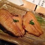 和食と和酒 磯じまん - 本日の焼き魚はエボ鯛のみりん干し