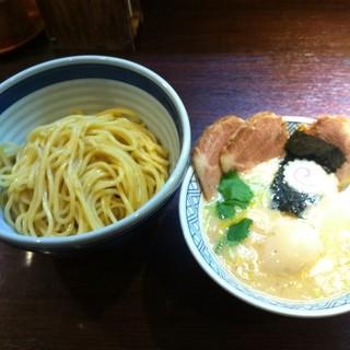 門ぱち - 大宮駅東口の門ぱちで夕食。門ぱちつけ麺を食した。