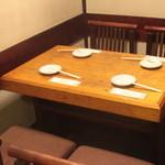 五反田 昭月庵 - 奥の間。ご予約専用の席です。
