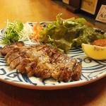 魯仁庵 - 六白黒豚の西京焼き