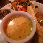 フーデリカ - 里芋もスープに