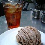 M Cafe de Chaya - モンブラン
