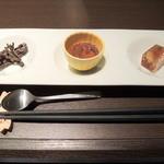蔵三 - 夕食前菜