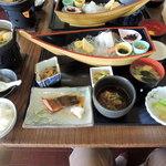 蔵三 - 朝食の膳