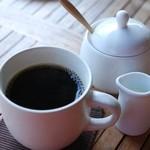 G831 Natural Kitchen & Cafe - こだわり深煎りコーヒー