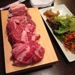 韓国料理マニト - 赤字セット1,580円