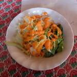 くま☆さん  - セットのサラダ