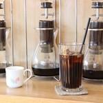 ユルカフェ - 水出しコーヒー