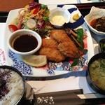 24043729 - 広島産牡蠣フライ御膳 ¥1380