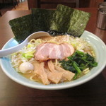らーめんGOEN - 醬油豚骨(大) 850円