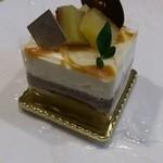 24043916 - 五郎島金時芋のレアチーズ