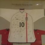 コッコラーレ ブッフェエリア - ワールドカップ イングランドの宿舎でしたね