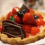 パティスリーブラザーズ - 12月のケーキ。