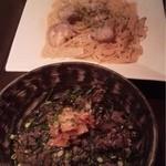 パラディ - ステーキ丼とパスタ♡