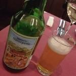 東京スイスイン - スイスのビール