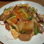 皇々 - あんかけ焼麺