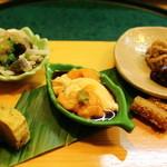 藪sou鮨・旬の魚 - 料理写真:
