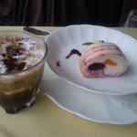 ぶどうの実 - 2009/10 アイスコーヒー&ランチデザート