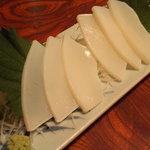 割烹 天野 - 料理写真:イカ刺