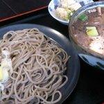 24051655 - けんちん蕎麦(つけ)800円