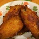 サイゼリヤ - 辛味チキンお替り1
