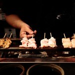北新地たゆたゆDX - 直火でじっくりと焼き上げた串は絶品!ぜひご賞味ください!