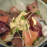 2406976 - 海鮮丼のアップ