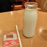24060359 - 牛乳&ミルメーク(コーヒー)