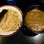 つけ麺 無心 - 豚骨つけ麺(H26.1.31)