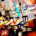 SPAIN BAR&CAFE Esperanza - 雰囲気抜群のカウンター席♪朝昼夜と違った表情を見せてくれるのもバルの魅力…♪いつでも貴方を待っています★
