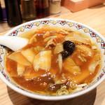 桜木屋 - 広東麺 650円