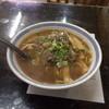 ぬくぬく亭 - 料理写真:ホルモンラーメン700円