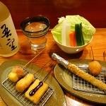 串之家 さわ - 料理写真: