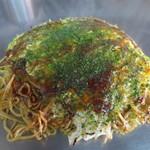下村商店 - 料理写真:そば肉玉子シングル