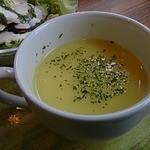 モリバコーヒー - コーンスープ