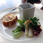 レストラン&バー Level 36 piazza - 前菜の盛り合わせ