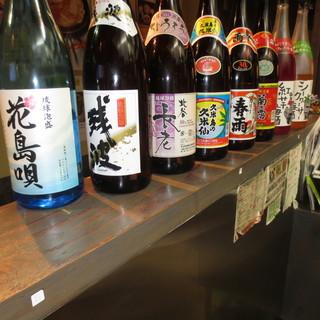 ディナーは沖縄料理居酒屋としてゆっくりビールや泡盛を飲んで楽しめます♪