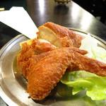 24069203 - 若鶏の唐揚げ(特大)650円