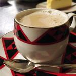 うてな喫茶店 - ミルクコーヒー
